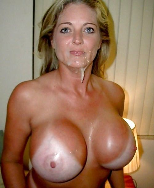 Mature nude boobs