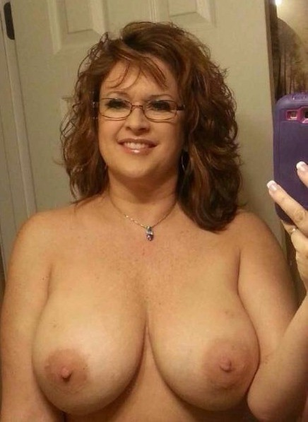 Amazing mature boobs